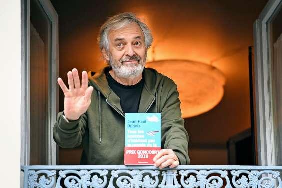 Jean-Paul Dubois décroche le prix Goncourt