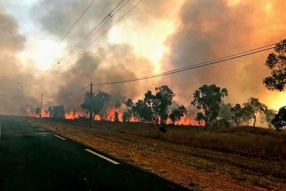 Koumac, Kaala-Gomen et Thio proies des flammes d'incendies criminels