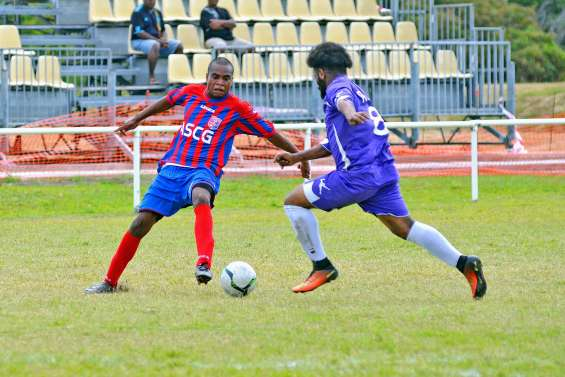 Le FC Gaïtcha décroche sa première victoire