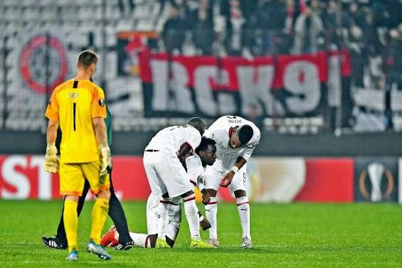 Rennes éliminé, Saint-Étienne en danger
