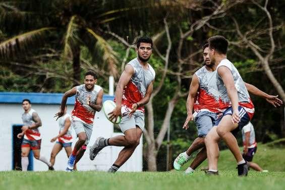Les Cagous subissent la loi des Fidjiens