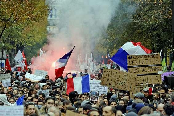 Marche controversée contre l'islamophobie