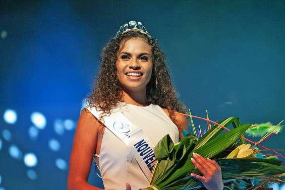 Paris puis la Polynésie pour Anaïs Toven, Miss Nouvelle-Calédonie