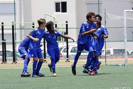 Des finales entre équipes de Nouméa et des Îles