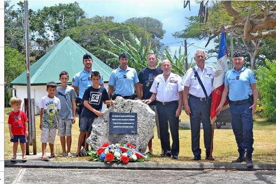 En mémoire du gendarme Daniel Diemert