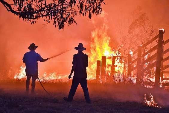 Incendies en Australie : une pause avant une nouvelle détérioration de la météo