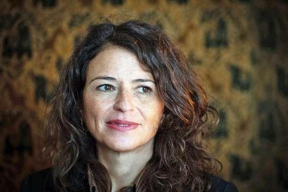 Karine Tuil, lauréate du prix Interallié