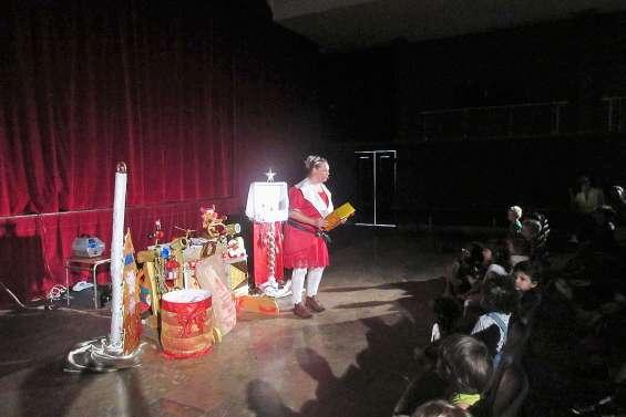 Madame Noël a conquis les écoliers
