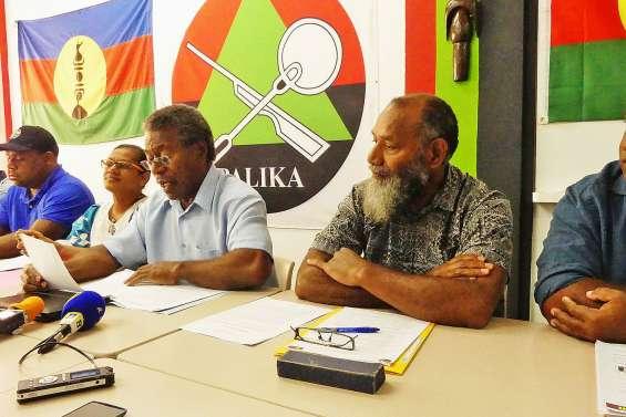 Le Palika réaffirme son souhait d'indépendance avec partenariat