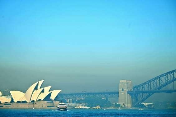 Sydney baigne dans  un brouillard toxique