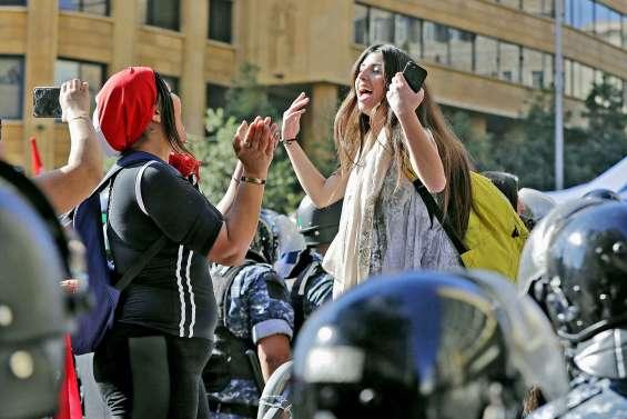 Au Liban, la jeunesse réclame le droità un avenir meilleur, au pays