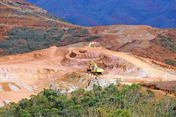 Cession de minerai : la province Nord déboutée par le Conseil d'Etat