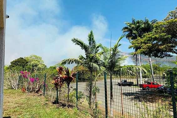 L'école primaire de Kouaoua évacuée à cause d'un incendie