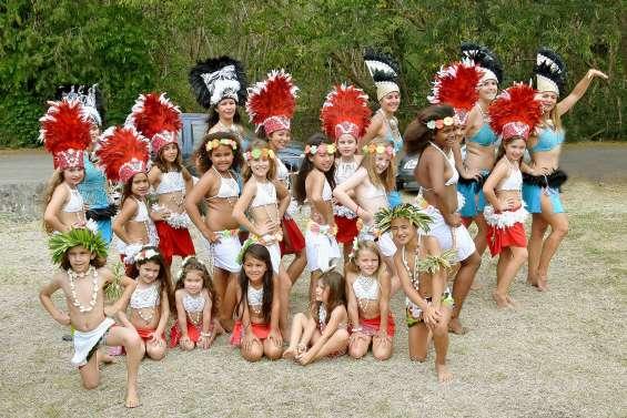 Les billets du gala de danse tahitienne en prévente