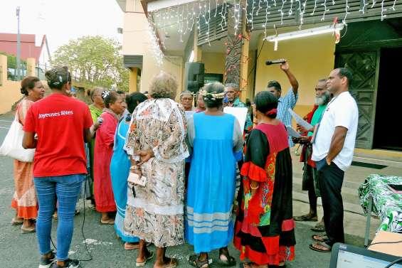 Un mois de festivités à Koné