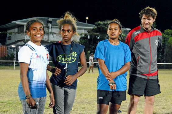 Le long voyage de deux jeunes rugbywomen