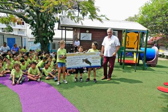 Des élèves se mobilisent pour les tortues