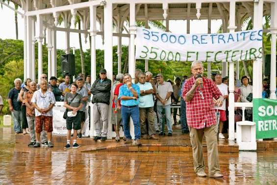 Les retraités manifesteront le 19 décembre