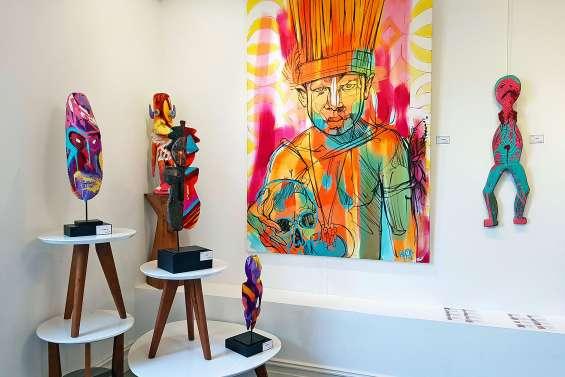 L'art papou, revu et sublimé