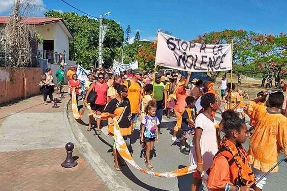 Violences : « Il faut arrêter de se taire »