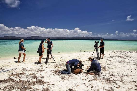 Clap de fin en Nouvelle-Calédonie pour The Explorers, « appli télé de l'année »