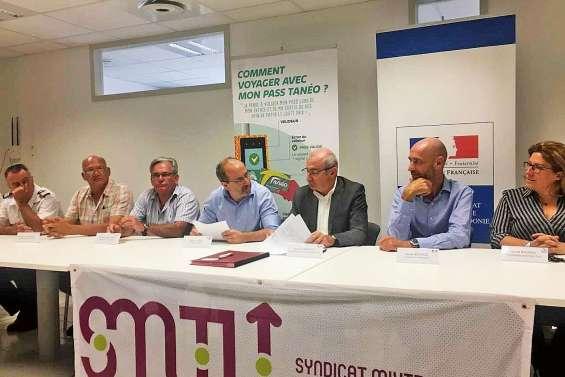 SMTU et collectivités collaborent pour plus de sécurité sur le réseau Tanéo