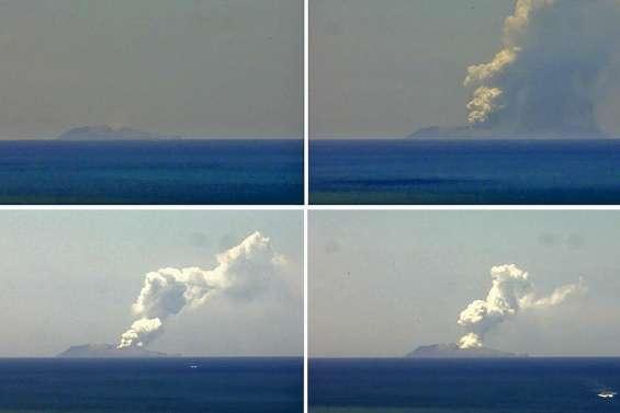 Après l'éruption volcanique, « douleur insondable » en Nouvelle-Zélande