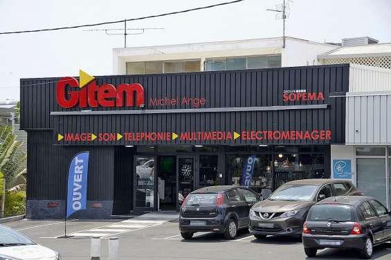 Un nouveau magasin Gitem dans les quartiers sud