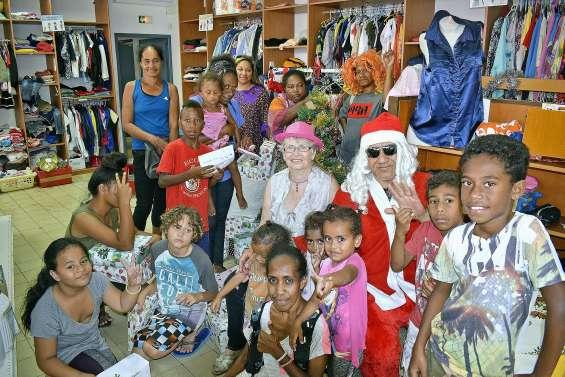 Noël des enfants et des parents à Saint-Vincent-de-Paul