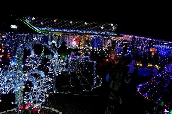 Coup de projecteur sur les experts des illuminations de Noël