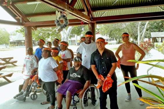 Vingt ans au service des handicapés
