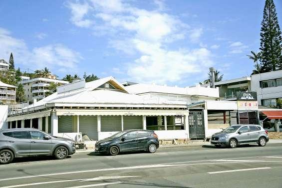L'ancien restaurant Colette en travaux