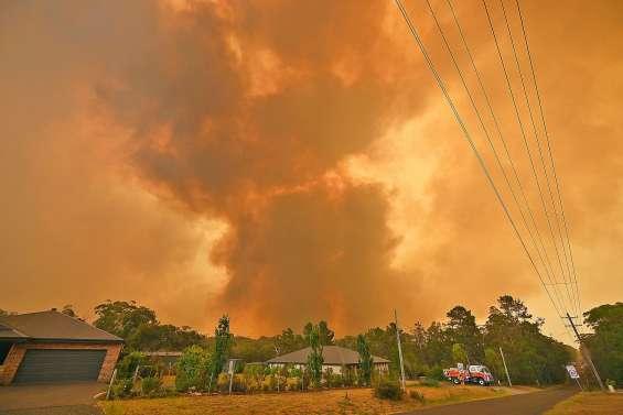 Des conditions « catastrophiques » et des incendies qui empirent