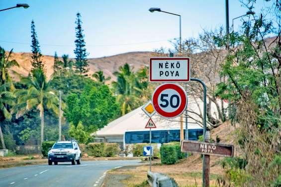 Contrôles du week-end : 70 excès de vitesse sur la commune de Poya
