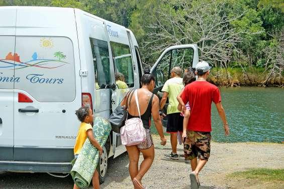 Route de Koé, des riverains soulagés par le système de navettes obligatoires