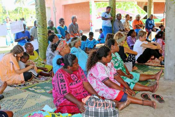 Le groupe de prière de Hanawa en communion avec la Papouasie-Occidentale