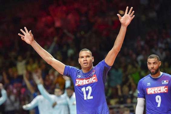Les volleyeurs français veulent le dernier ticket pour Tokyo
