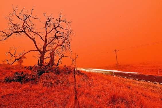Les orages de feu, une nouvelle plaie qui frappe l'île-continent