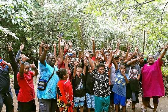 La tribu de Gamaï va accueillir un centre de loisirs