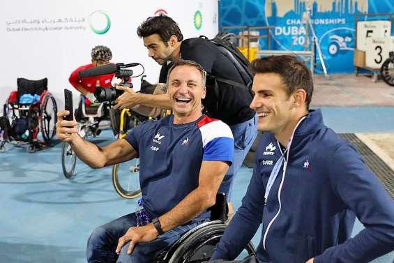Pierre Fairbank sélectionné pour les Jeux paralympiques à Tokyo
