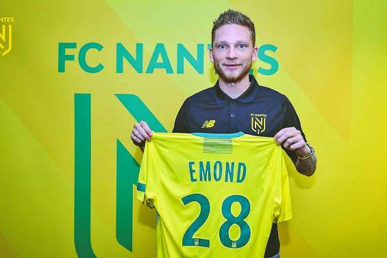 Le FC Nantes espère beaucoup de son nouvel attaquant belge