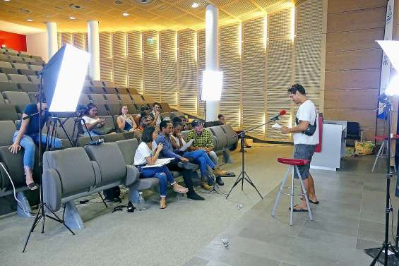 Le Tazar rencontre les talents de la jeunesse calédonienne