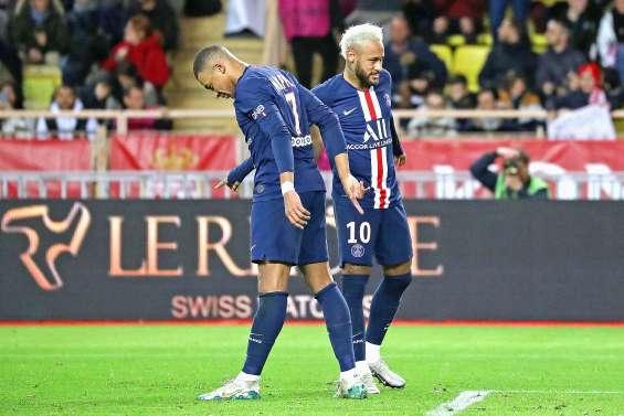 Paris se rattrape à Monaco