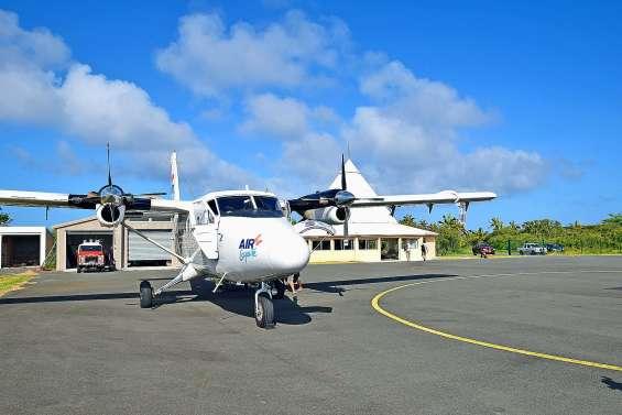 Une pilote réclame 6,5 millions aux Îles