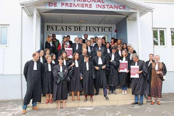 Les avocats vont paralyser l'activité du palais