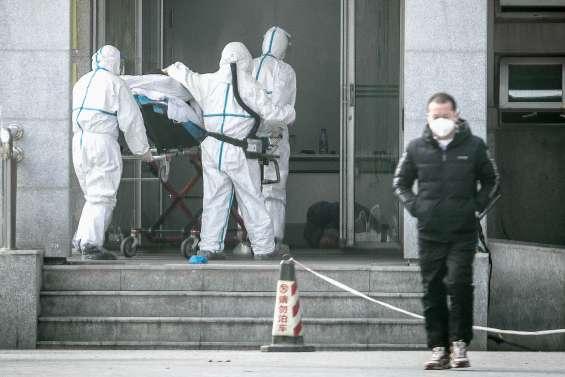 Inquiétudes à l'étranger autour du virus chinois