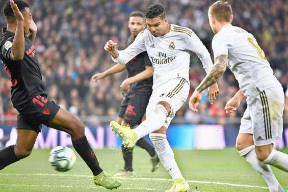 Le Real Madrid peut remercier Casemiro