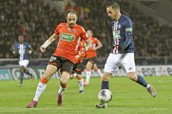 Le PSG s'impose sans gloire à Lorient