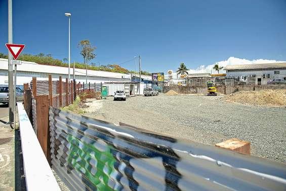 Un supermarché Korail sortira bientôt de terre à Ducos
