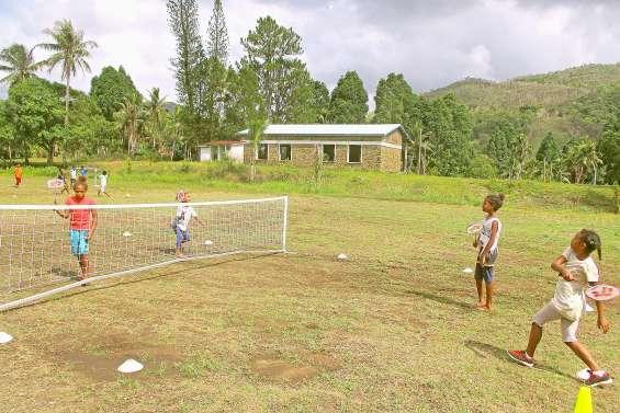 Vacances sportives à Ponérihouen